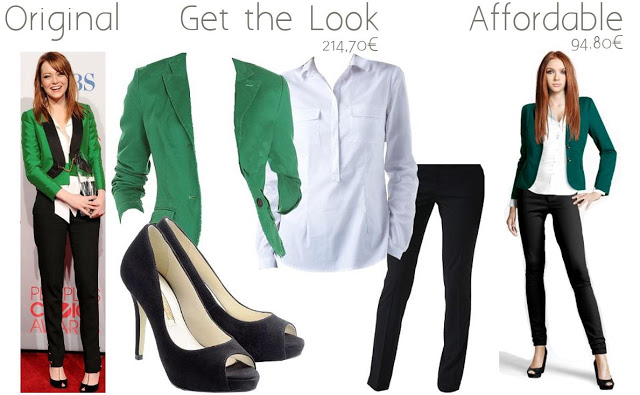 Get the Look – Emma Stone