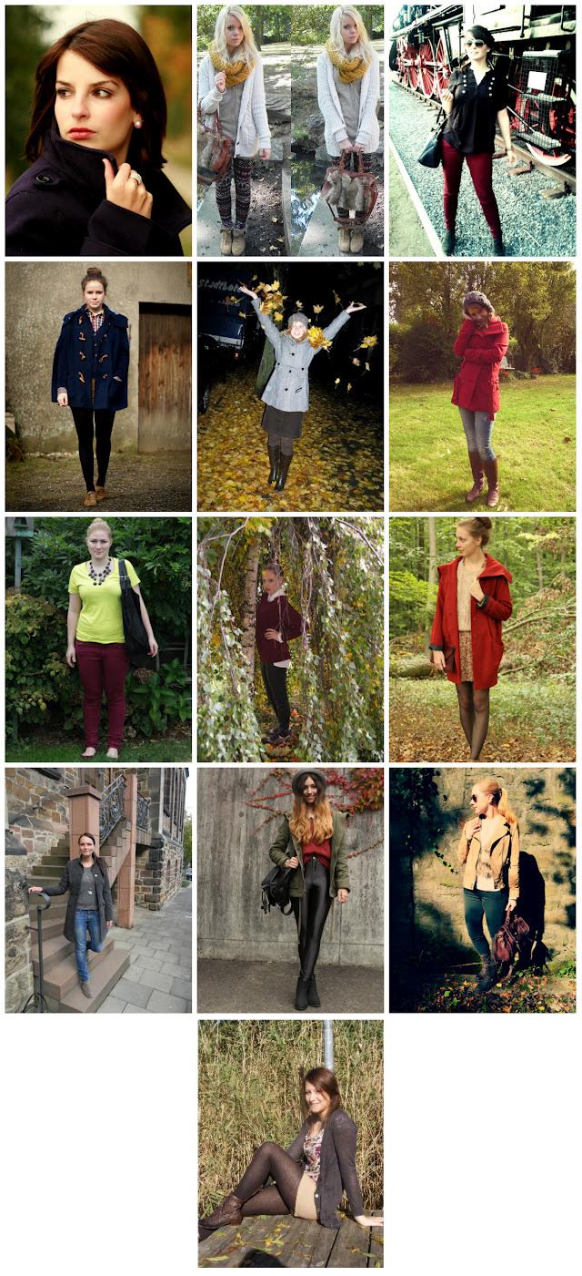 Leser-Contest: Herbst – Die Teilnehmer