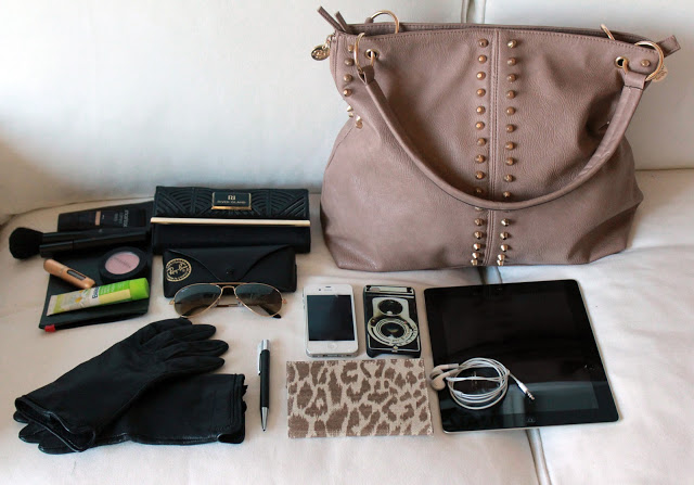 TRAVEL BAG: NEW YORK