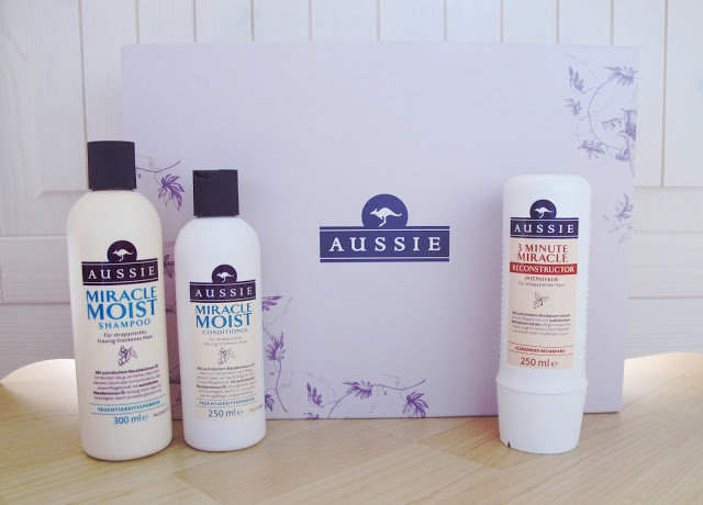 GIVEAWAY: AUSSIE HAIRCARE