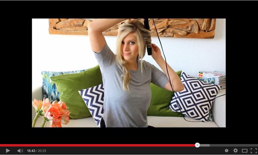 VIDEO: Hairtutorial – Beach Waves
