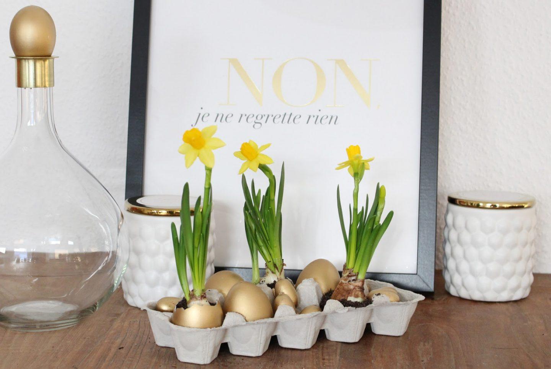 DIY: Spring / Easter Decoration