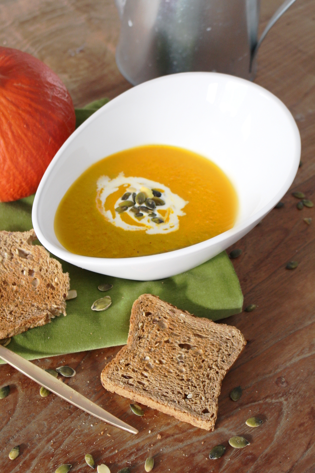 RECIPE: Classic Pumpkin Soup