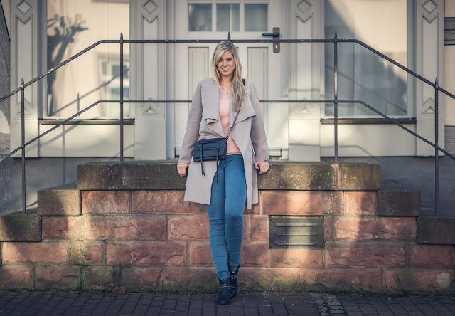 OUTFIT: Grey Coat