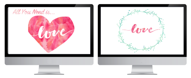 10 Valentine's Day Desktop Wallpapers
