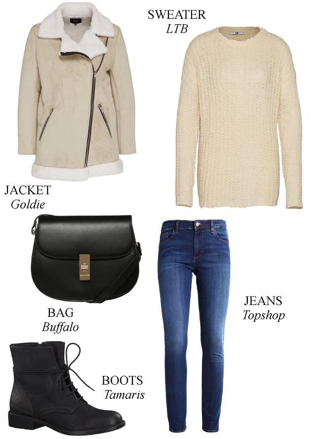 CRAVING: Shearling Jackets