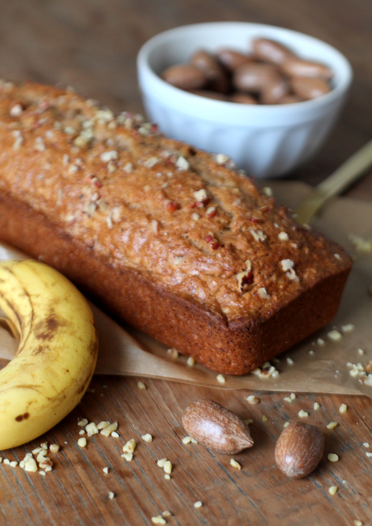 RECIPE: Banana-Nut-Bread