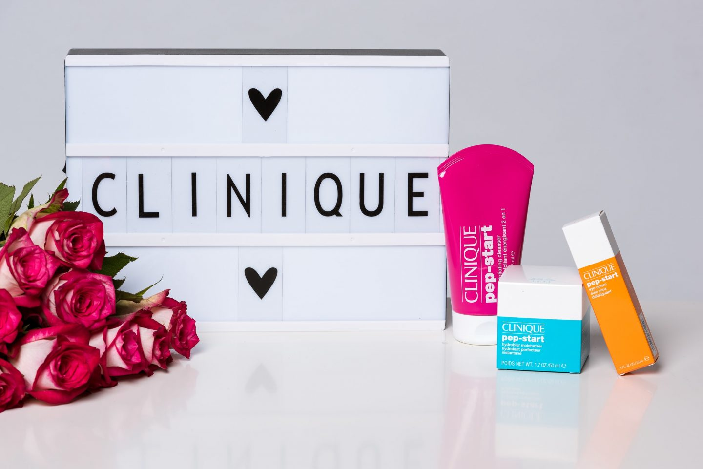 ADVENTSKALENDER #12: Clinique Pep-Start