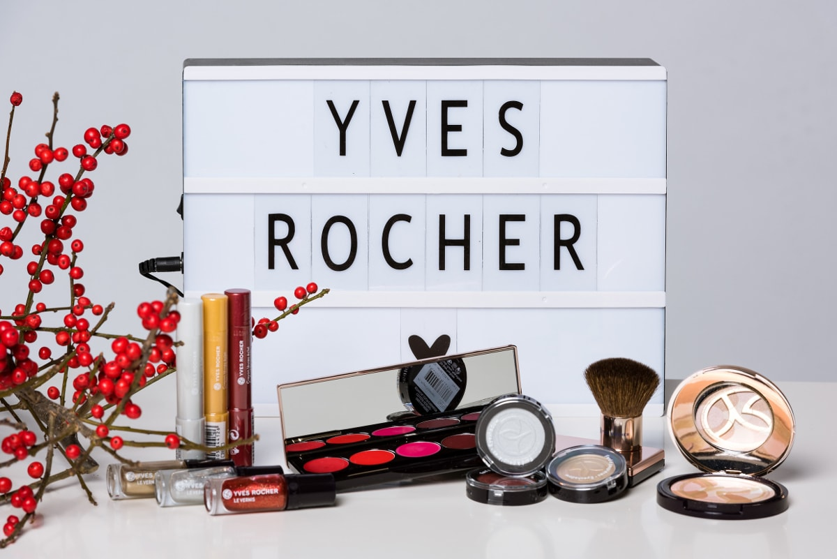 ADVENTSKALENDER #19: Yves Rocher Paket