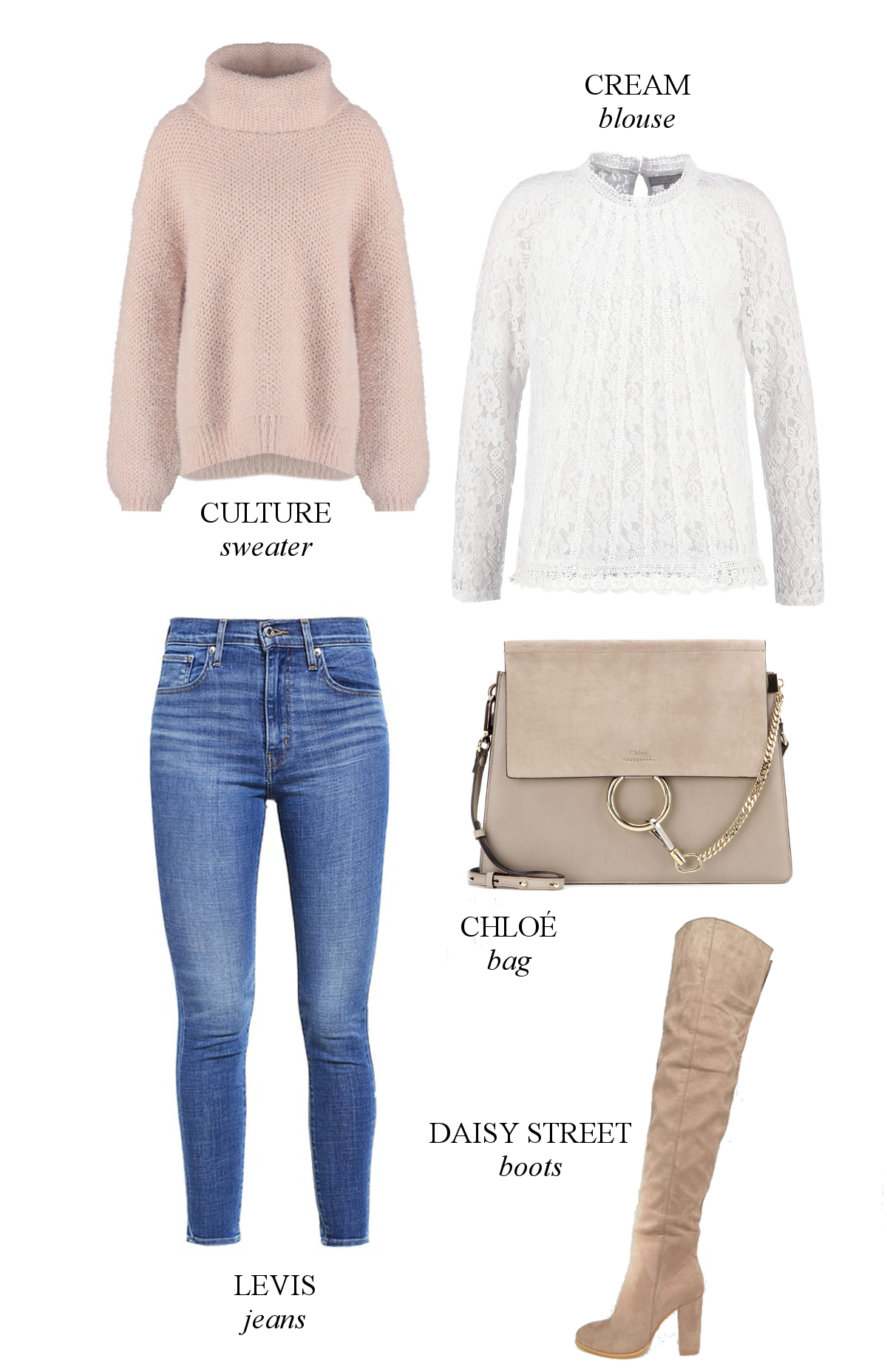 CRAVINGS: Blush Tones
