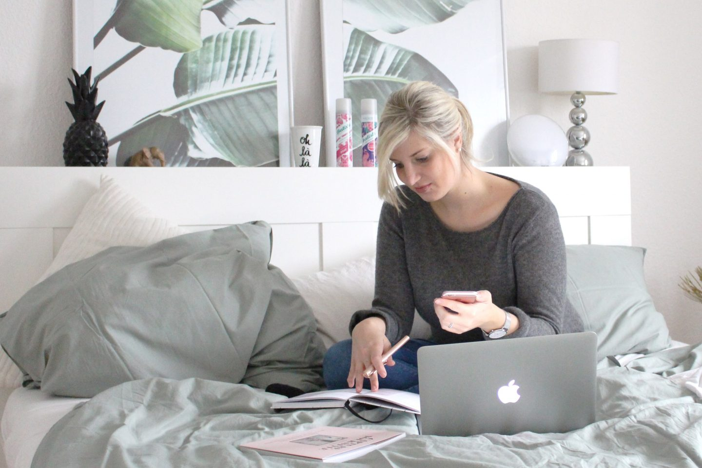 How Not To Be A Fulltime Blogger