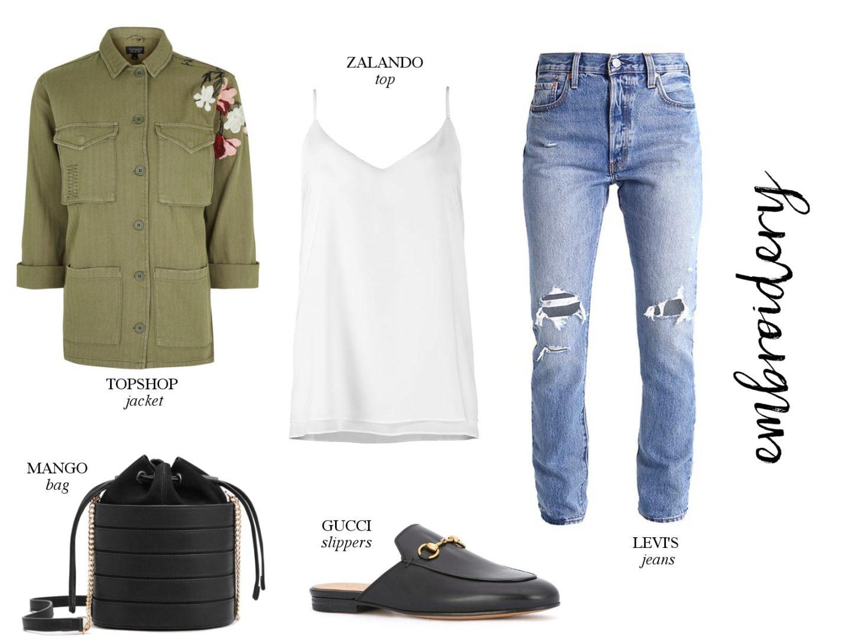 5 Fashion-Trends für den Frühling