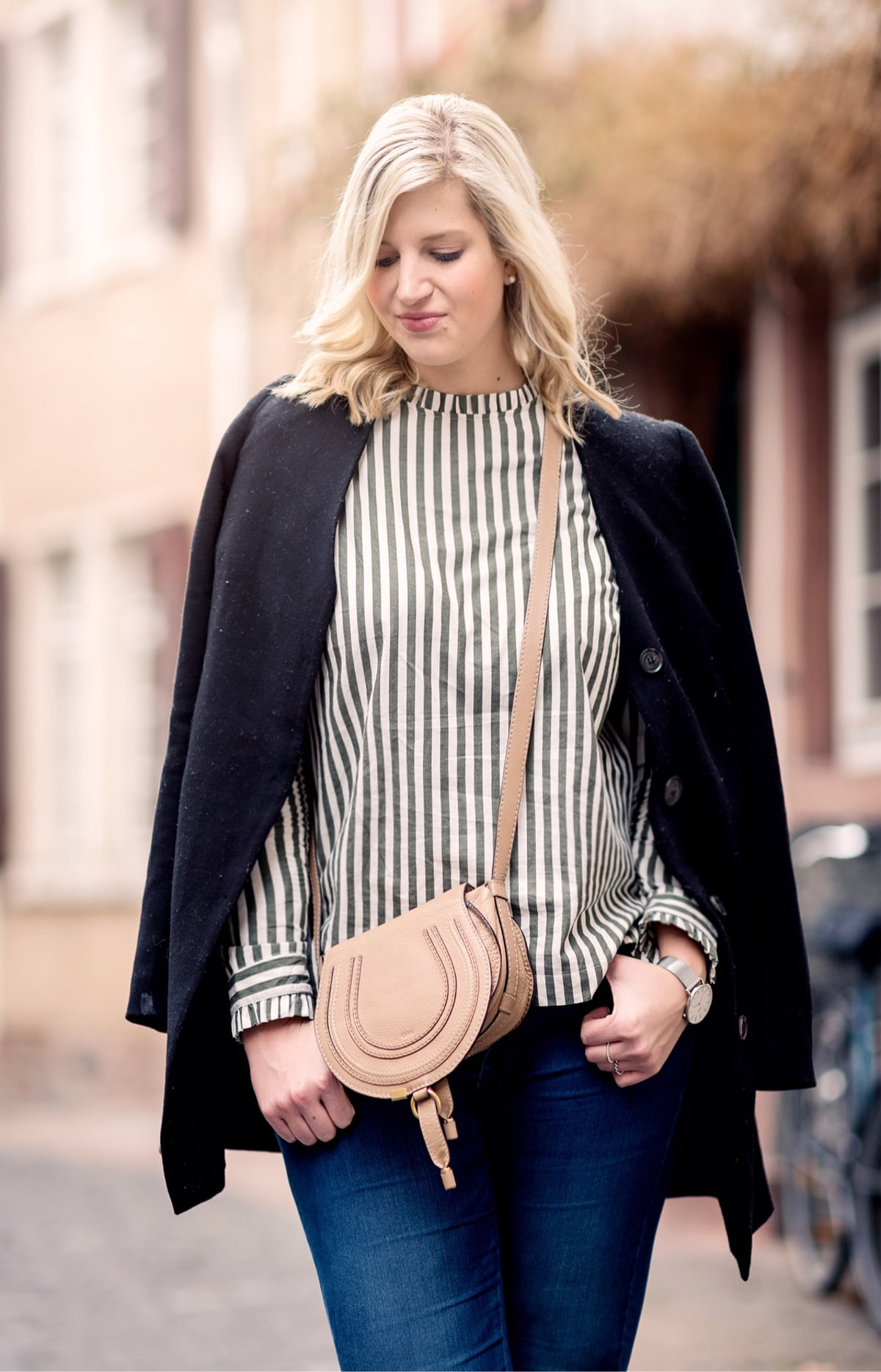 OUTFIT: More Stripes