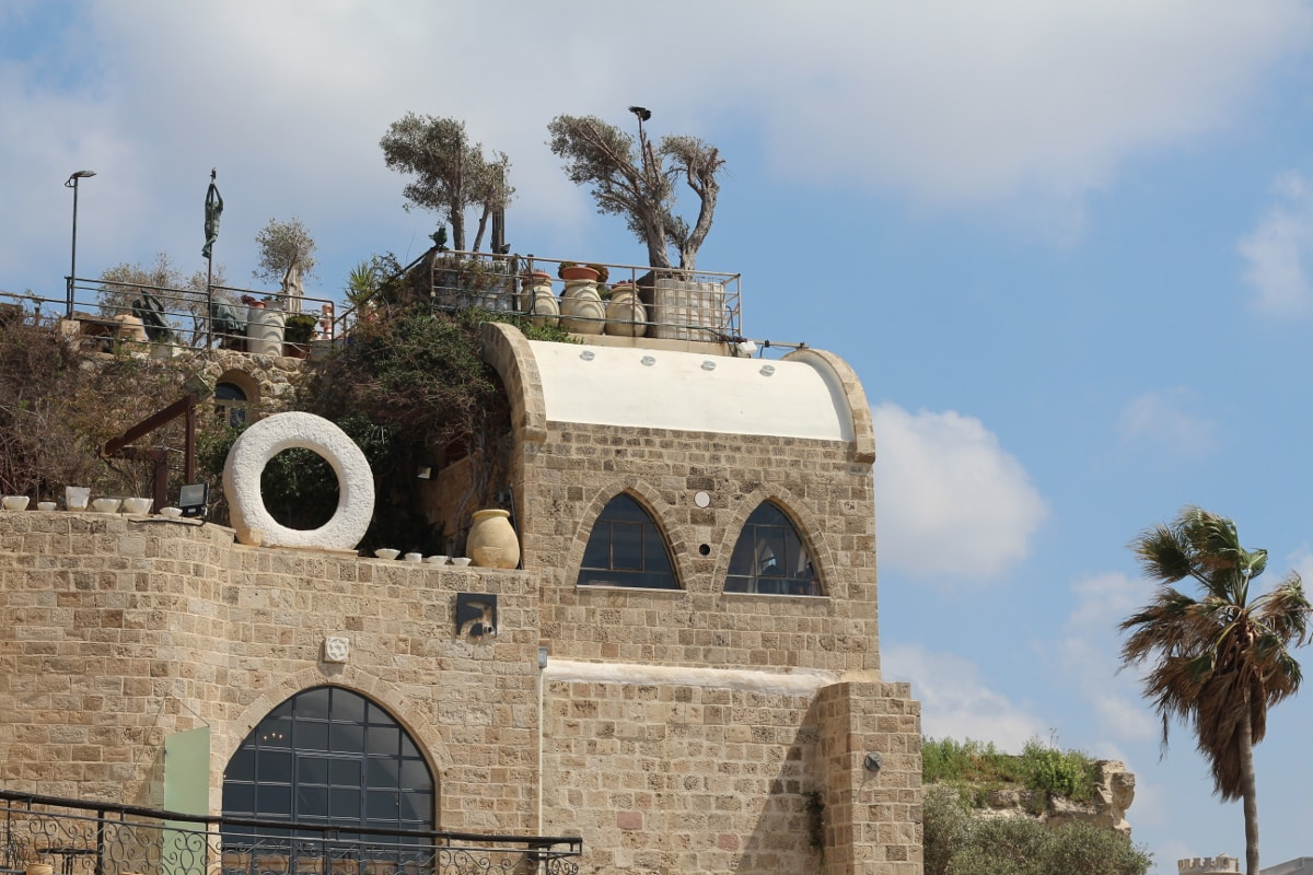 Old Town Jaffa Altstadt Tel Aviv