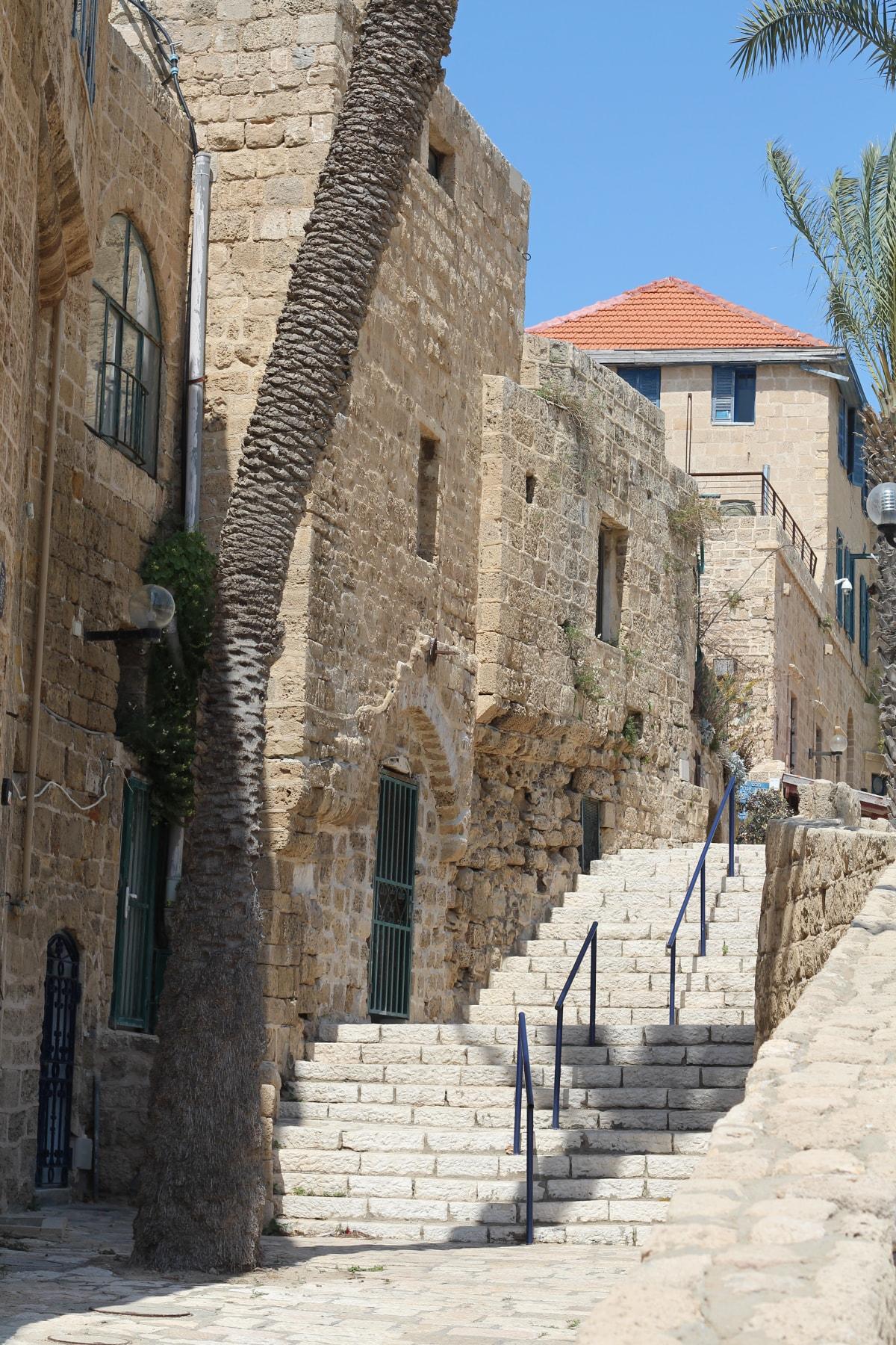 Old Town Jaffa Altstadt