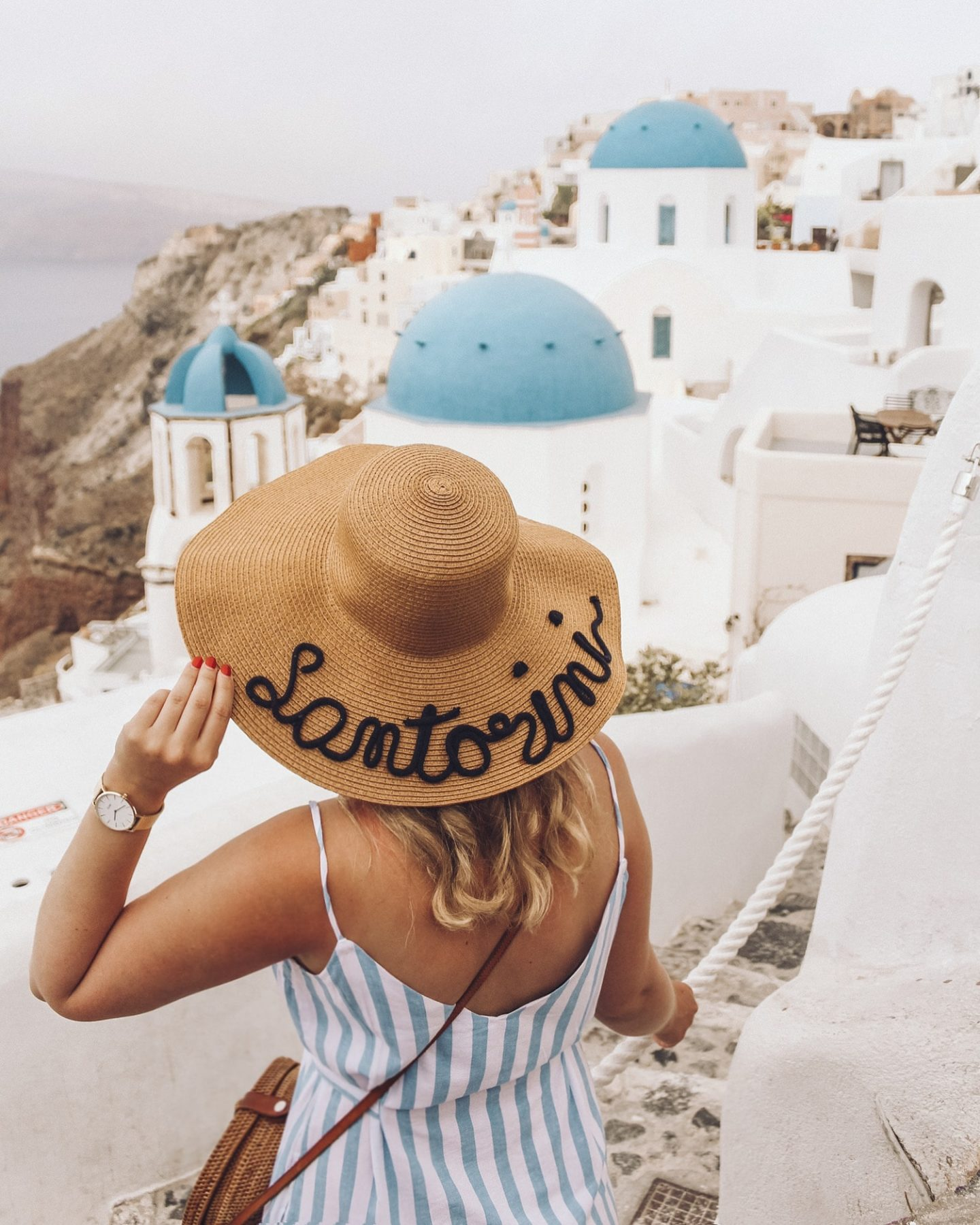 TRAVEL DIARY: Santorini, Greece