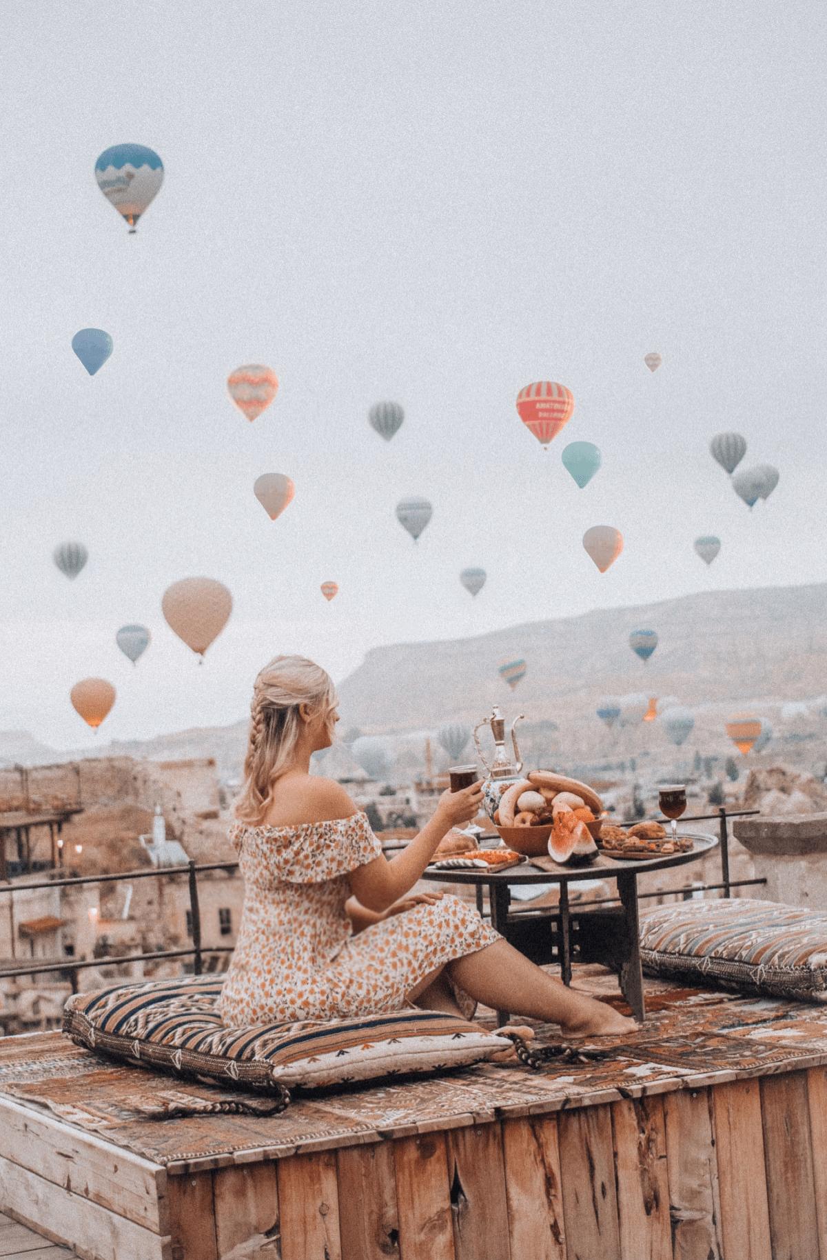 TRAVEL DIARY: Cappadocia, Turkey