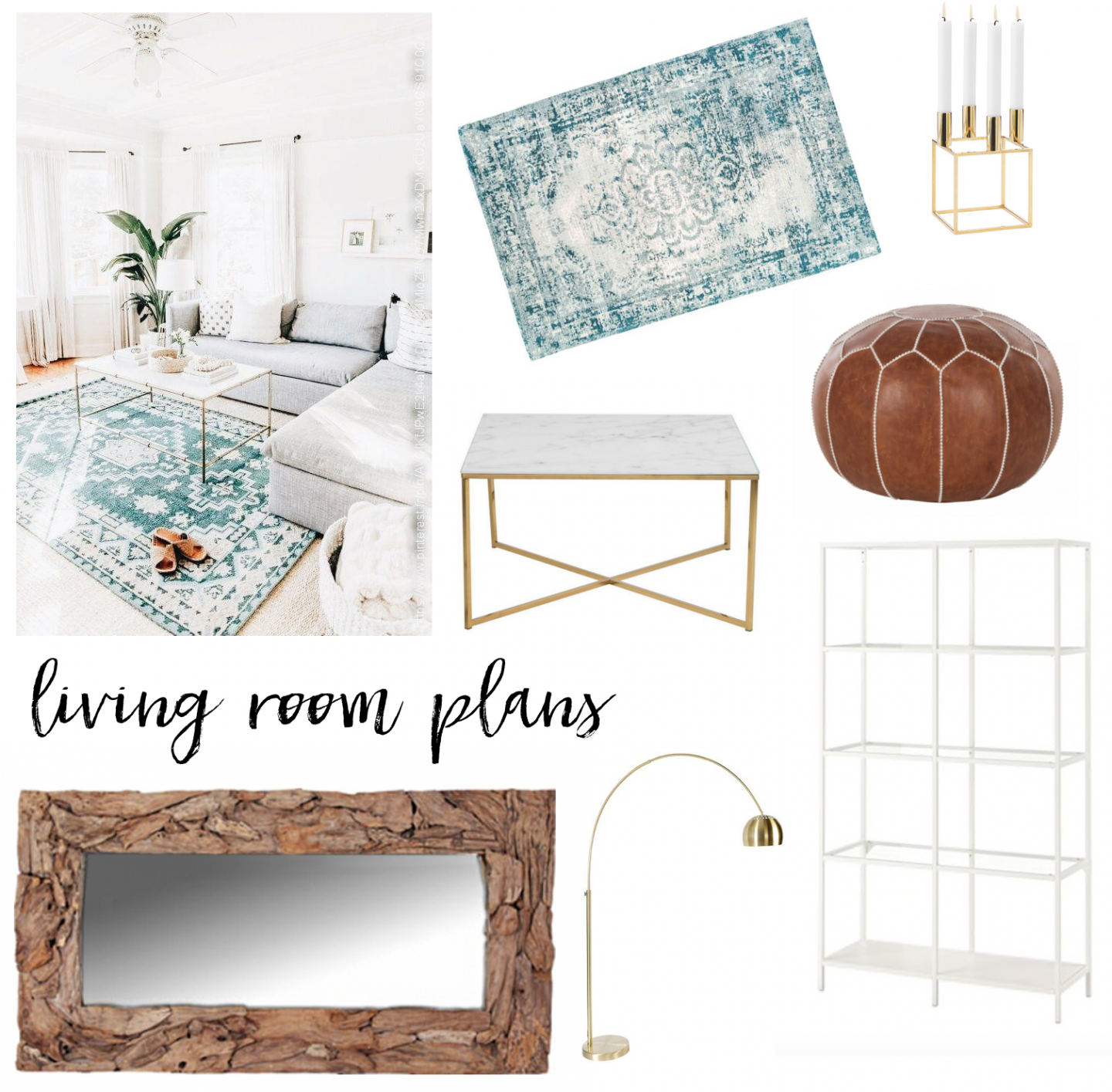 INTERIOR: Living Room Update – Pläne